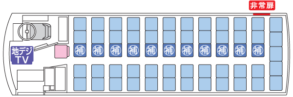 C60座席表