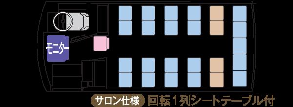 L25座席表