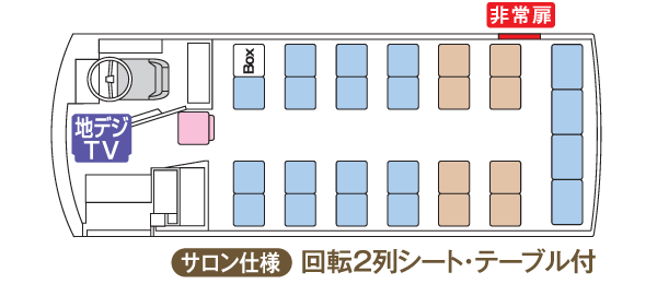 S27座席表